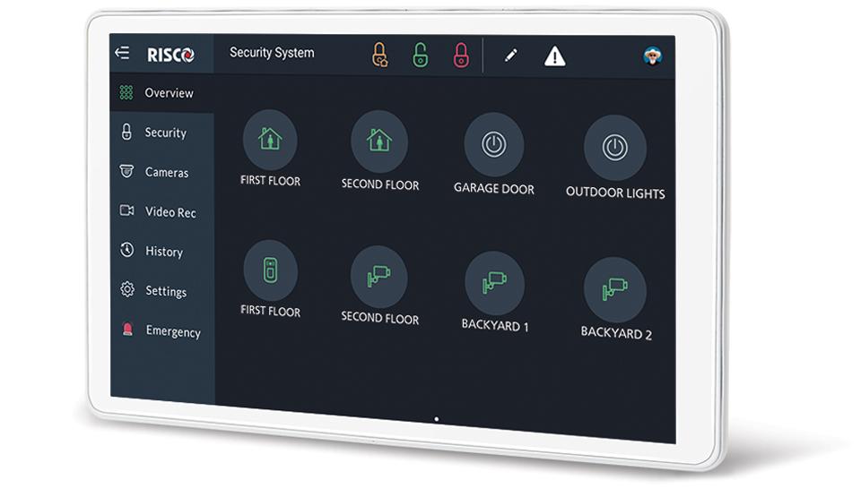 Tastiera Touchscreen RisControl