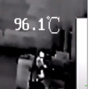 Telecamere Hikvision per la misurazione temperatura ambiente